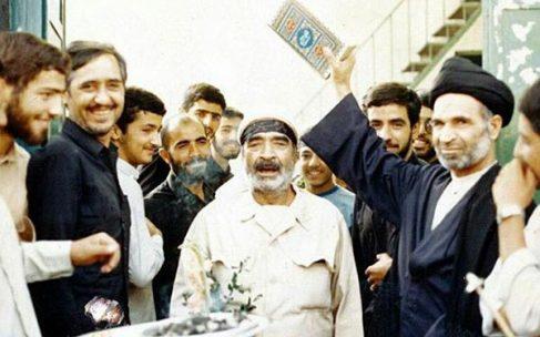 خاطره خنده دار جبهه از حاجی مهیاری